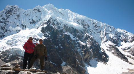 Salkantay Trekking Tours 4 Days Classic