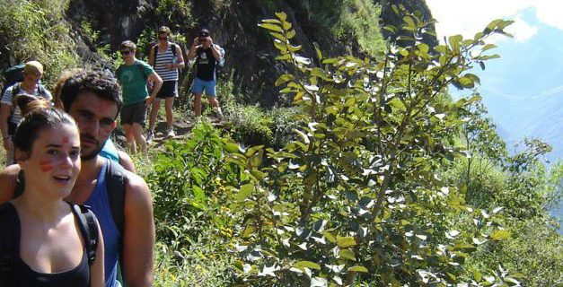 Inca Jungle Trek 3 Days Tour
