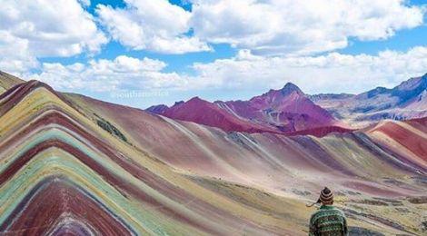 Rainbow Mountain one Day Tour