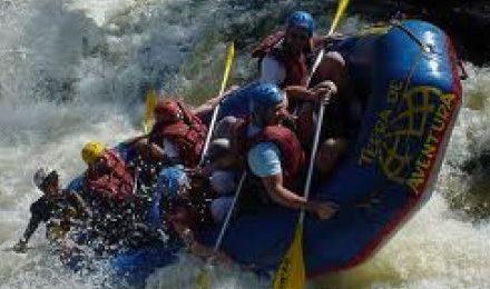 cusco rafting one day
