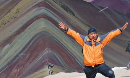 Rainbow Mountain 1 Day Tour